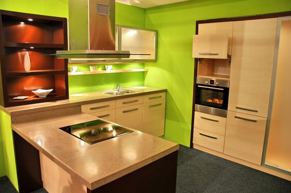 Laminated Kitchens by Design Today