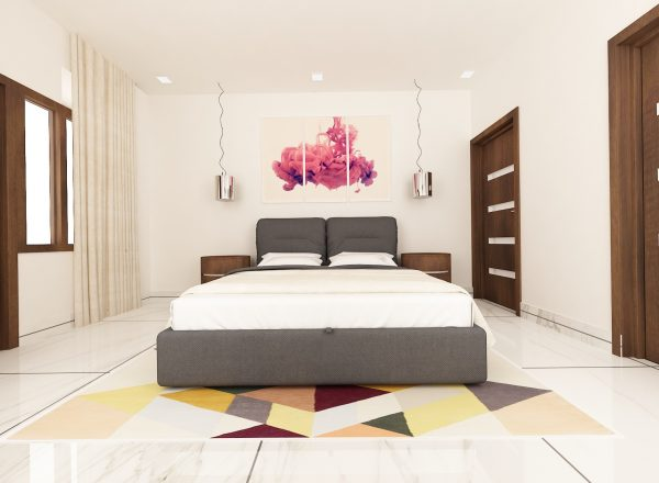 Double Bed by Montage