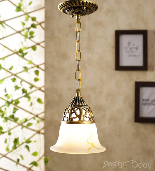 Portuguese Hanging Light by Montage