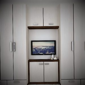 EntertainMent Unit by Montage
