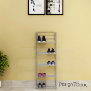 Five Tier Shoe Rack By Design Today
